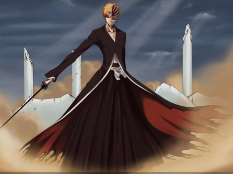 How to draw Ichigo Kurosaki step by step