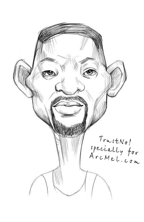 How-to-draw-the-caricature-of-Will-Smith-step-5.jpg