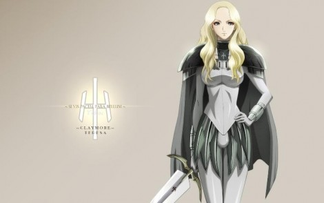 How to draw Teresa Claymore