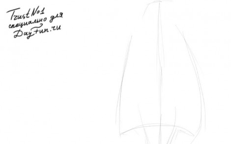 How to draw Teresa Claymore step by step 1