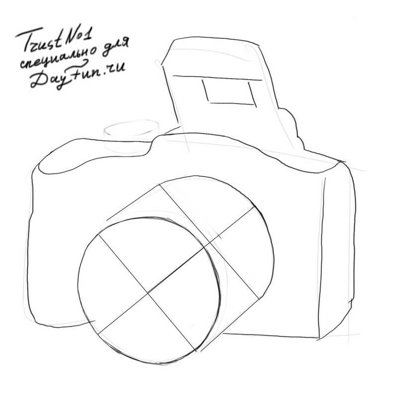 Drawing Smooth Lines In Flash : How to draw a camera step by arcmel
