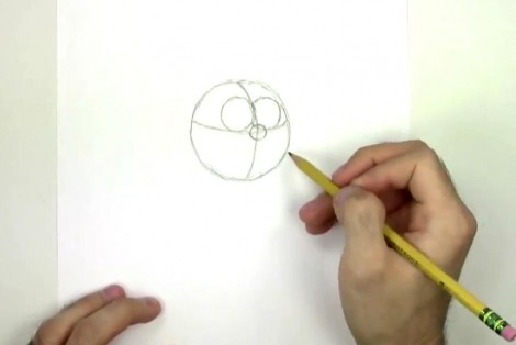 how to draw dipper from gravity falls 1