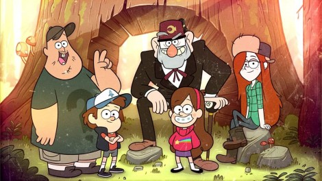 how to draw gravity falls characters