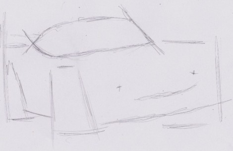 how to draw lightning mcqueen from cars 1