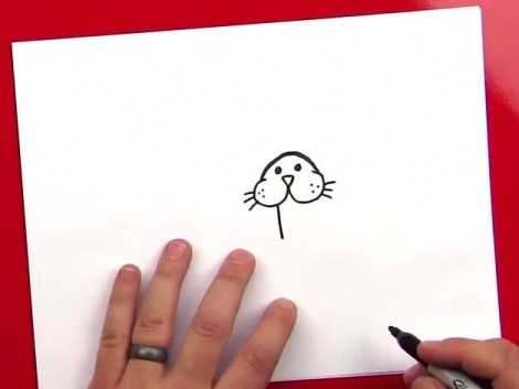 How To Draw A Walrus.mp4_20150925_225309.634