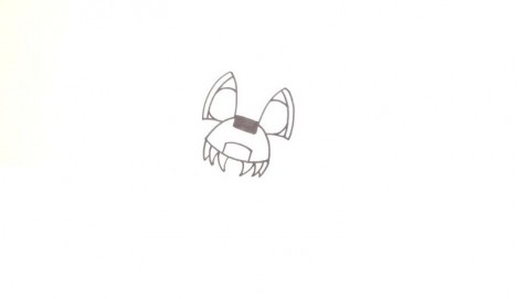 How to Draw Mangle- FNAF 2- Video Lesson.mp4_20151005_203454.459