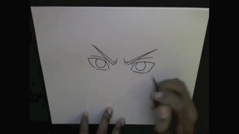 HOW TO DRAW MADARA UCHIHA 4